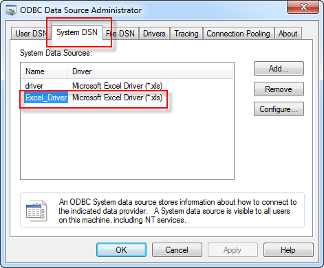 Treating Excel as database schema – Adeptia Help
